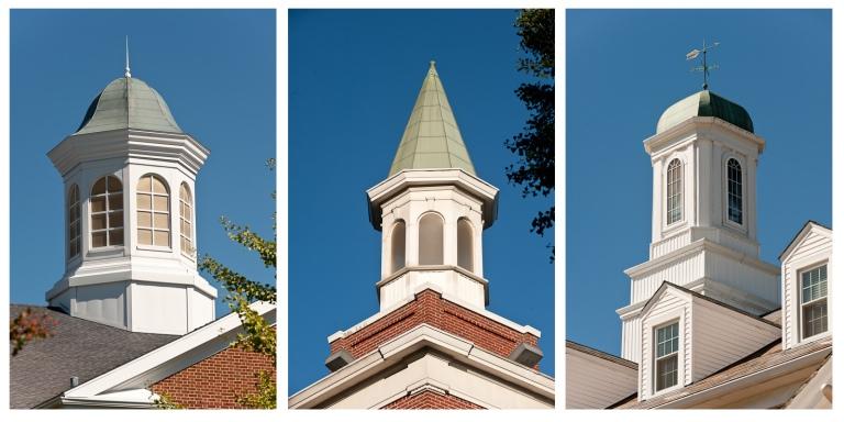 Asbury Seminary Architecture