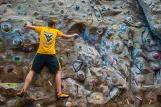WVU Rock Climbing Wall