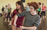 UofA modern dance class